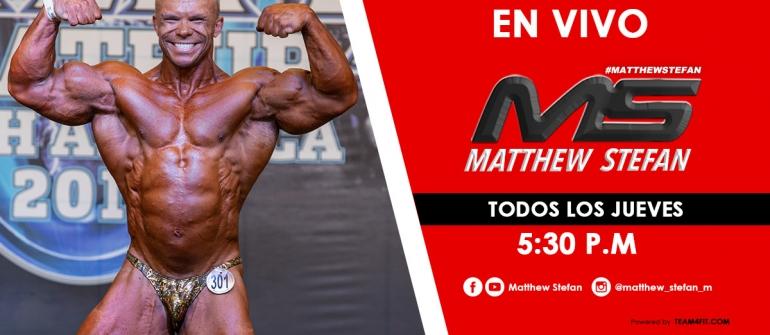 Matthew Stefan  en vivo